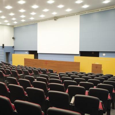 Auditori de la Universitat Pompeu Fabra (UPF) (Oriol Llauradó)