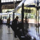 Anduven de la estación de Francia.  (Lluís Carro)