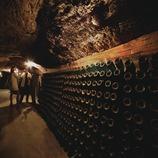 Cata de vins a la cava Sant Josep de les Caves Codorniu  (Lluís Carro)