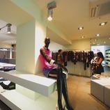 Interior de la botiga Custo de la plaça del Pi (Lluís Carro)