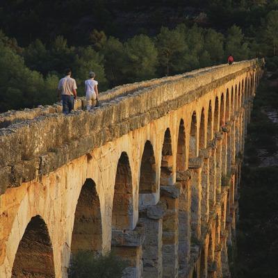 Aqüeducte romà de les Ferreres o Pont del Diable  (Lluís Carro)