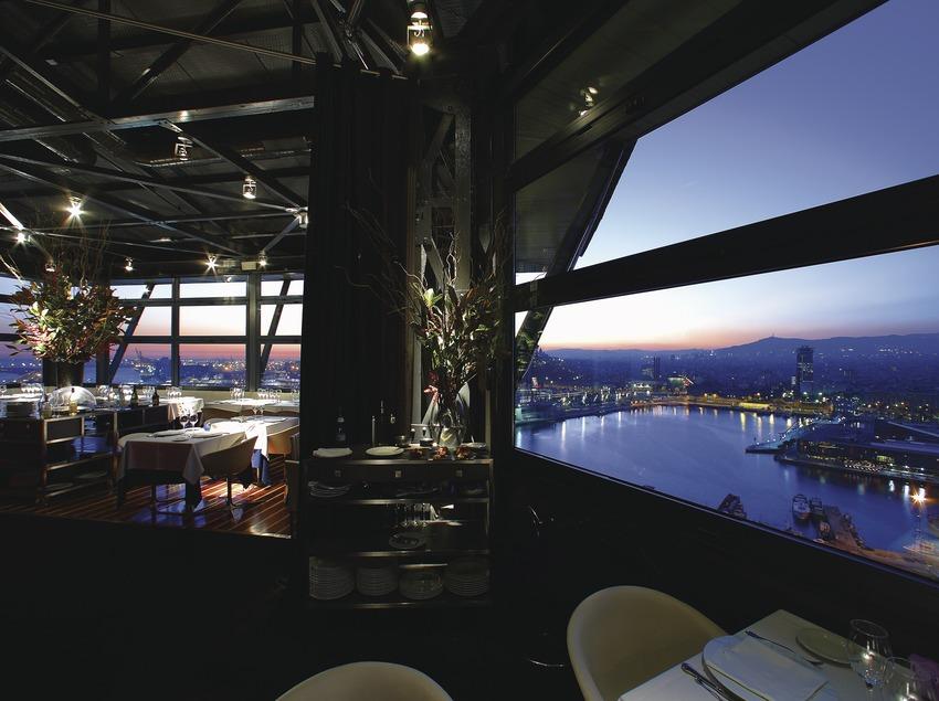 Restaurante Torre d'Altamar.  (Lluís Carro)