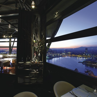 Restaurant Torre d'Altamar  (Lluís Carro)
