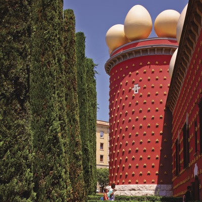 Torre del Teatre-Museu Dalí