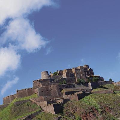 Castillo de Cardona.  (Lluís Carro)