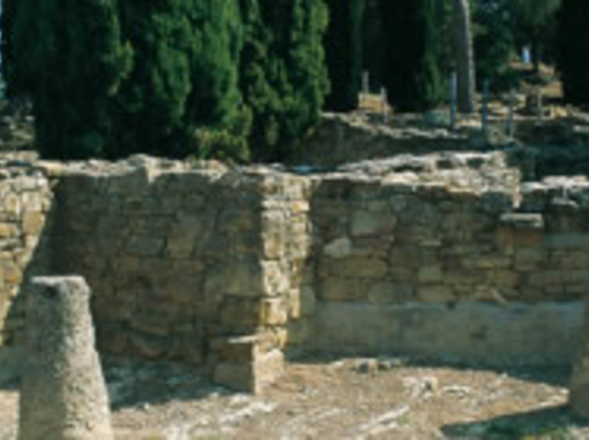 Archaeological sites and collections