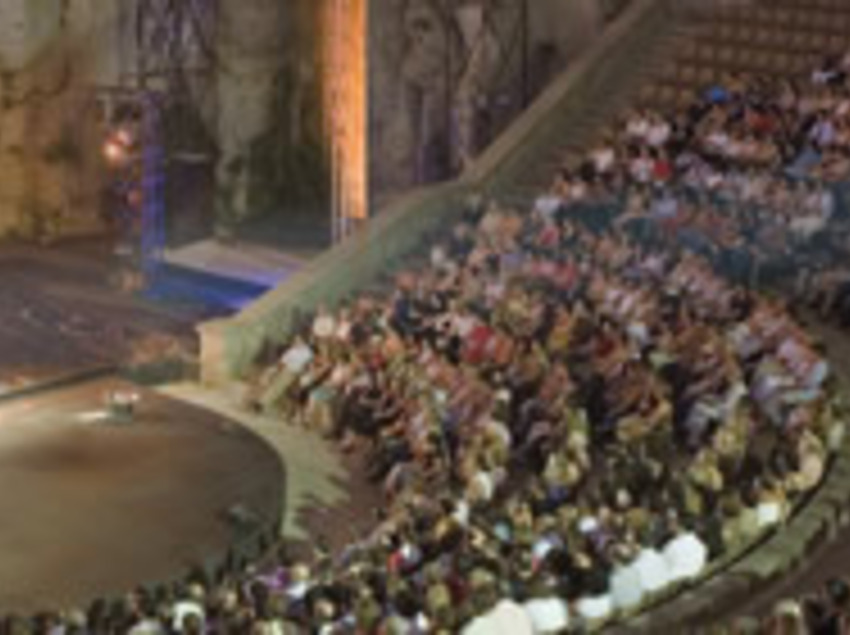 Theatre. Festivals, comedy and drama