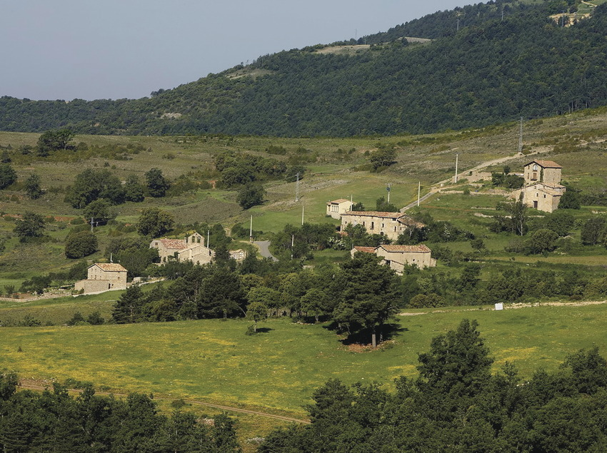 Poble rural Puig-Arnau Pubilló   (Imatges cedides per Puig-Arnau Pubilló)