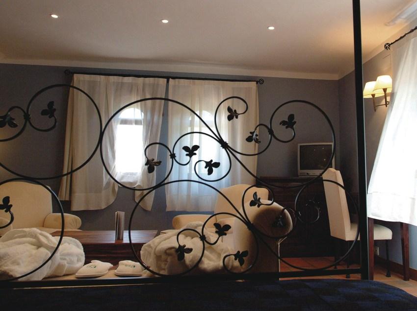 Habitació Junior Suit del Golf Hotel La Figuerola   (Imatges cedides per Golf Hotel La Figuerola)