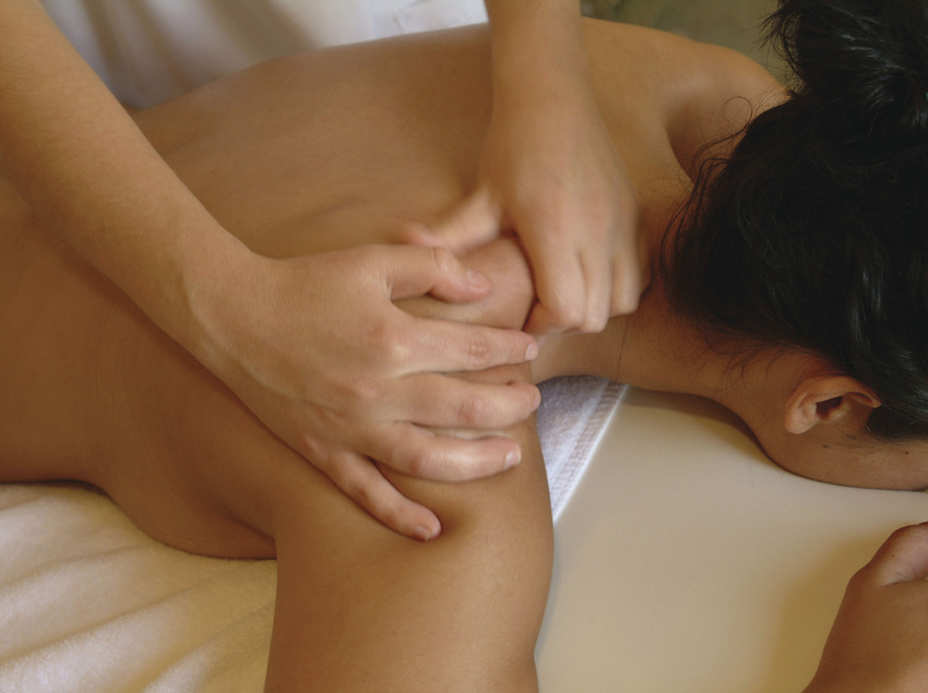 Massatge al Golf Hotel La Figuerola   (Imatges cedides per Golf Hotel La Figuerola)