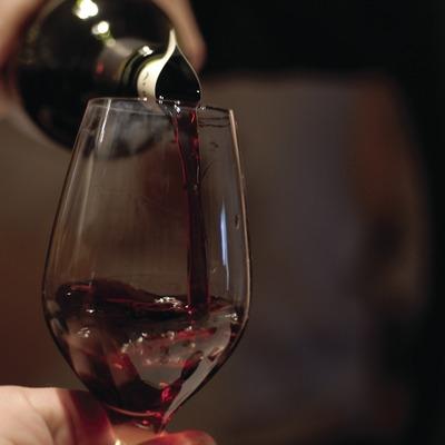 Cata de vins a l'aula de la Vinya i el Vi