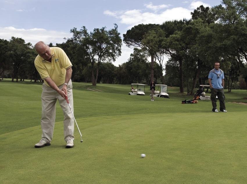 Tour Operadors del grup FAMTRIP GOLF a les instal·lacions del Golf Girona