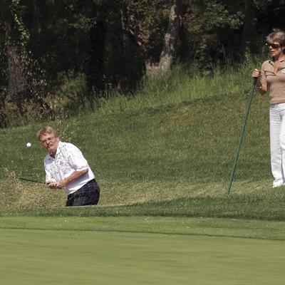 Tour Operadores del grupo FAMTRIP GOLF en las instalaciones de PGA Golf de Catalunya  (Gemma Miralda)