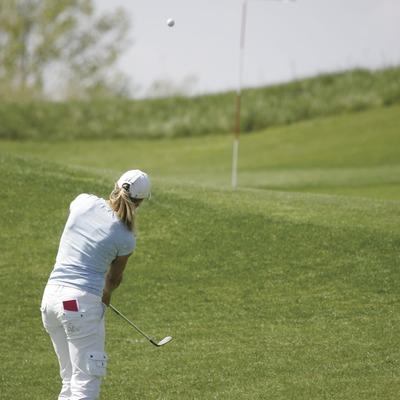 Celebració del Catalònia Ladies 2008 a l'Empordà Golf Resort    (Jorge Andreu)