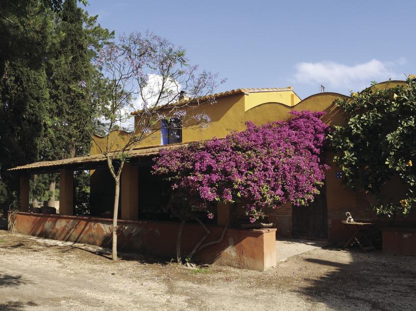 Деревенский отель Mas de Bernis