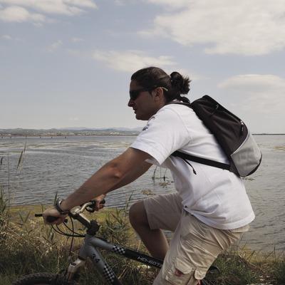 Excursión en bicicleta por el Parc Natural del Delta de 'Ebre (Tina Bagué)