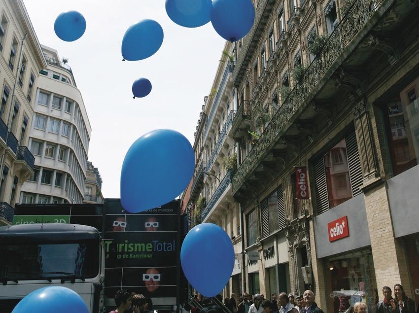 Estand de la diputació de Barcelona  (Eric Medous)