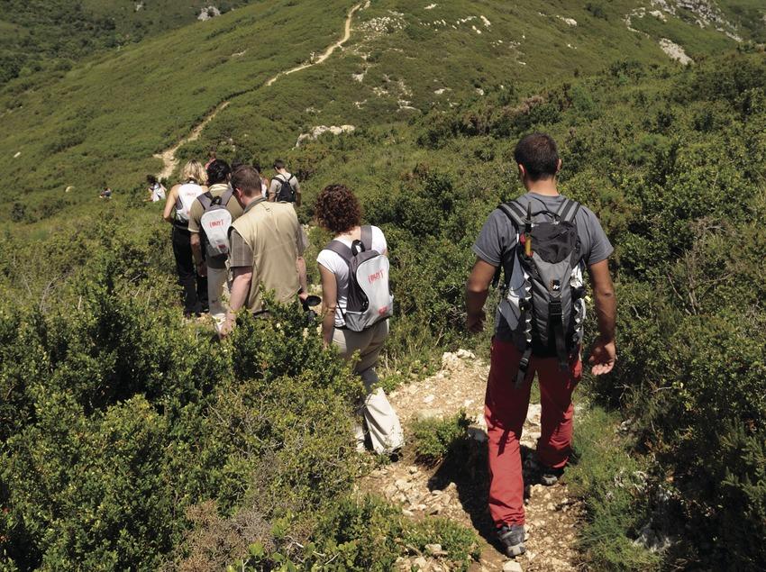 Ruta senderista per la Serra del Montsià