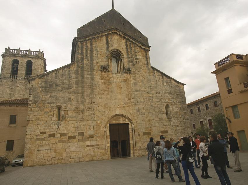 Església de Sant Pere. Workshop Pirineus 2008  (Cablepress)