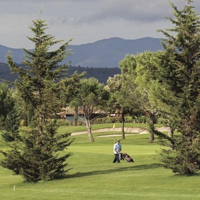 Знакомство с Каталонией для специалистов по гольф-туризму в рамках практической конференции Buy Catalunya (Gemma Miralda)