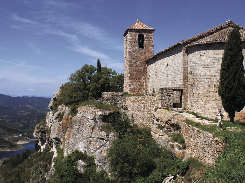 Església de Santa Maria de Siurana (Tina Bagué)