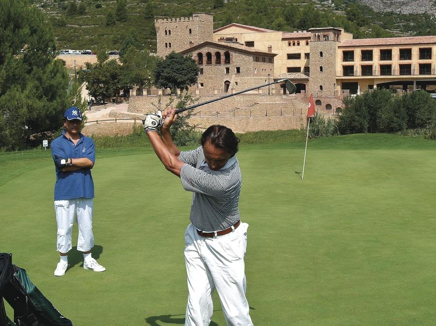 Golf de l'hotel la Figuerola   (Imatges cedides per Golf Hotel La Figuerola)