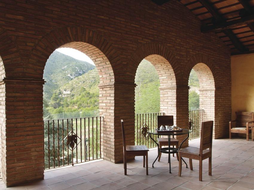 Terrassa del Golf Hotel La Figuerola   (Imatges cedides per Golf Hotel La Figuerola)