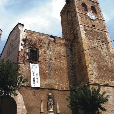 © Imatges cedides pel Centre Miró de Mont-roig del C