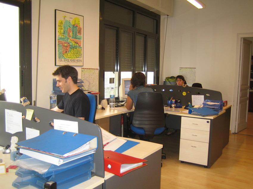Seu del Barcelona Guide Bureau    (Imatges cedides per Barcelona Guide Bureau)