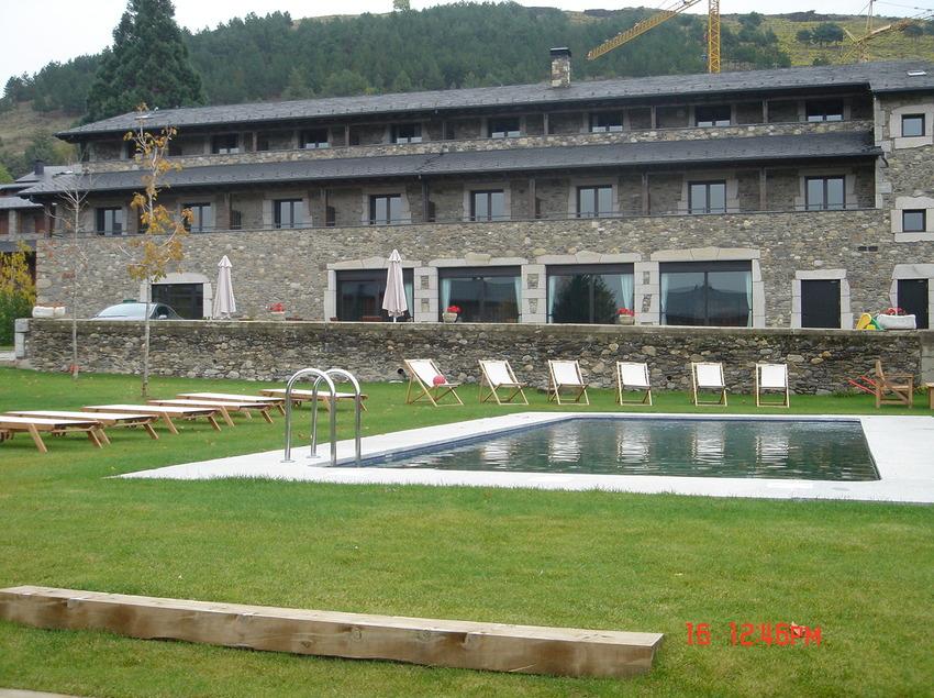 Hotel Bernat de So   (Imatges cedides per l'hotel Bernat de So)