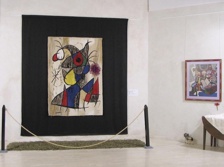Centre Miró   (Imatges cedides pel Centre Miró de Mont-roig del C)
