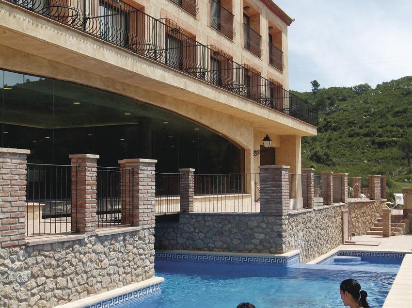 Piscina del Golf Hotel La Figuerola   (Imatges cedides per Golf Hotel La Figuerola)