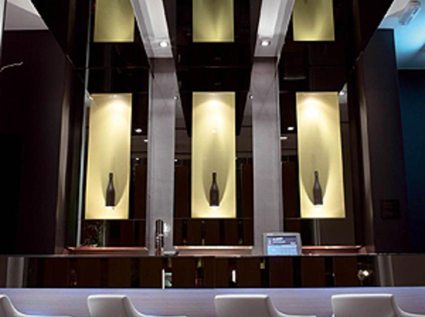 Bar de l'hotel Barcelona Catedral   (Imatges cedides per l'hotel Barcelona Catedral)