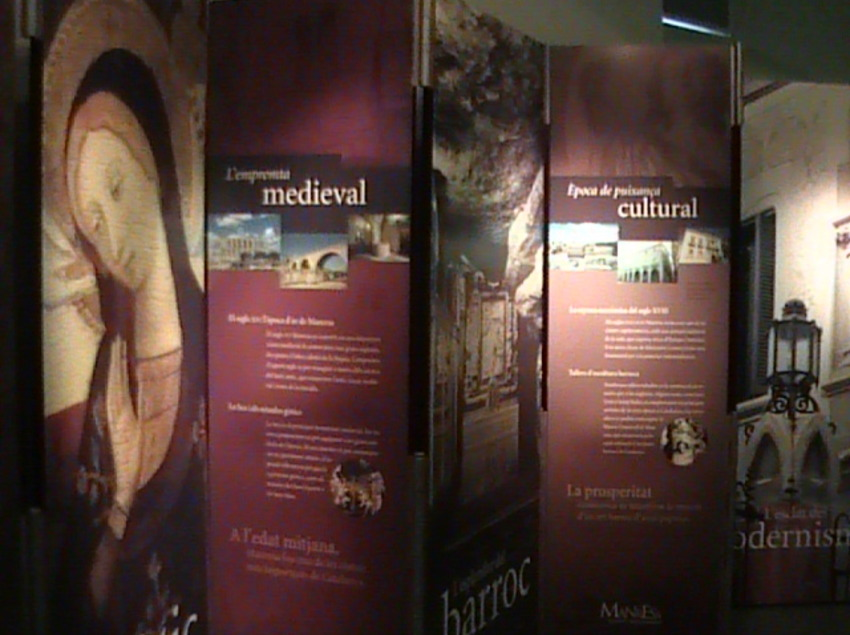 Oficina de Turisme de Manresa   (Imatges cedides per l'Oficina de Turisme de Manresa)