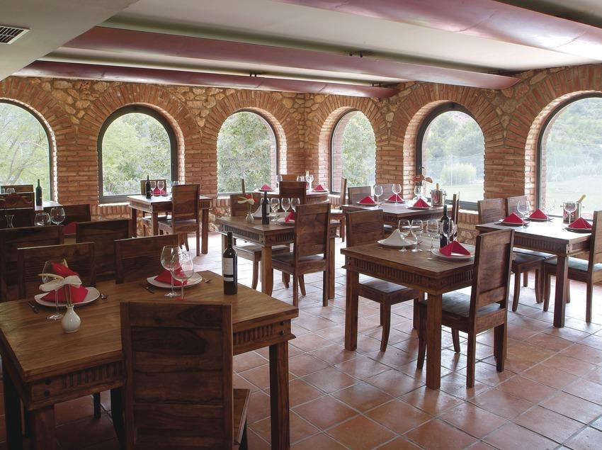Restaurant del Golf Hotel La Figuerola   (Imatges cedides per Golf Hotel La Figuerola)