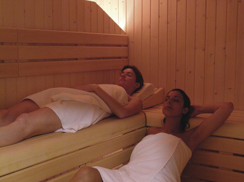 Sauna del Golf Hotel La Figuerola   (Imatges cedides per Golf Hotel La Figuerola)