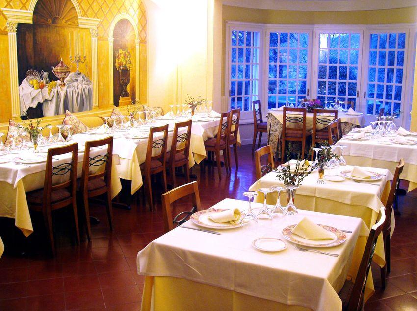 Menjador de l'hotel restaurant la Coromina   (Imatges cedides per Mas Coromina)