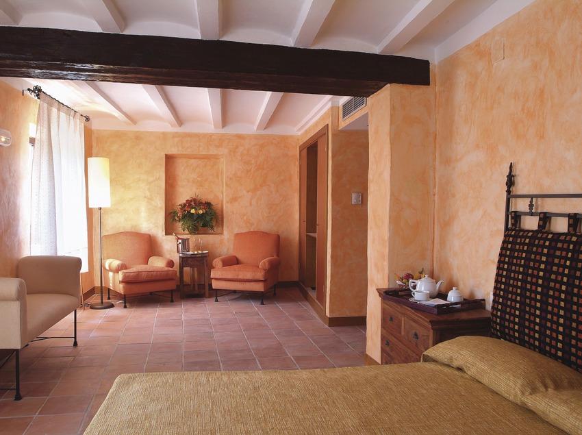 Suite del Golf Hotel La Figuerola   (Imatges cedides per Golf Hotel La Figuerola)