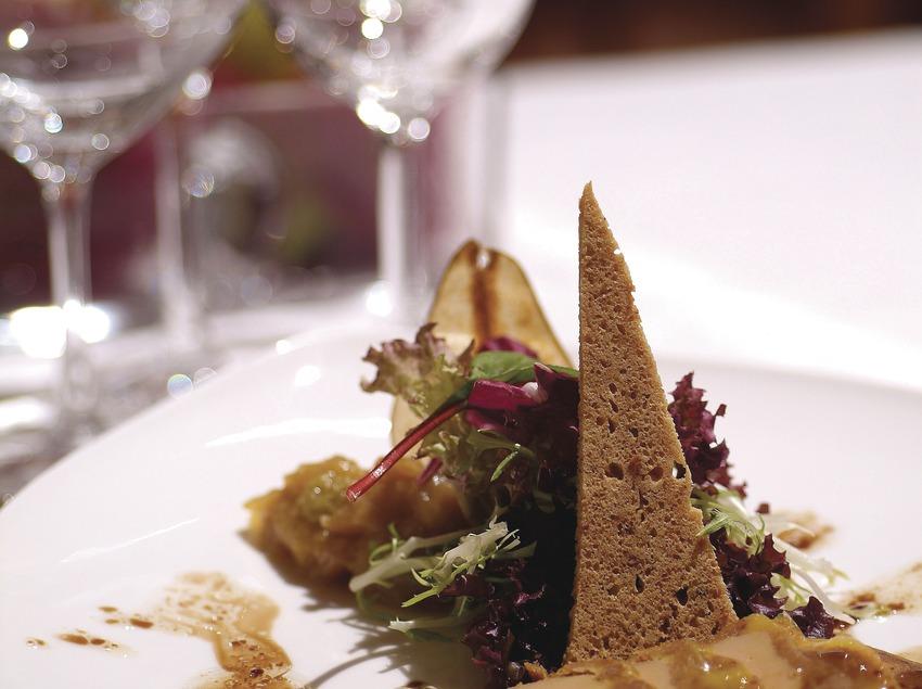 Especialitat gastronòmica del Golf Hotel La Figuerola   (Imatges cedides per Golf Hotel La Figuerola)