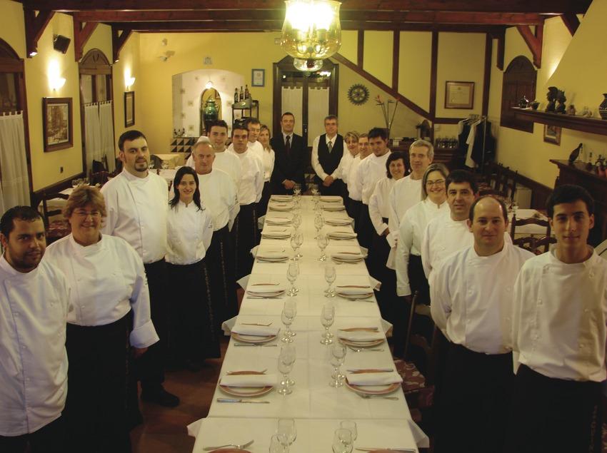 Establiments participants de la 23a Mostra Gastronòmica de la Garrotxa   (Imatges cedides per Cuina Volcànica)