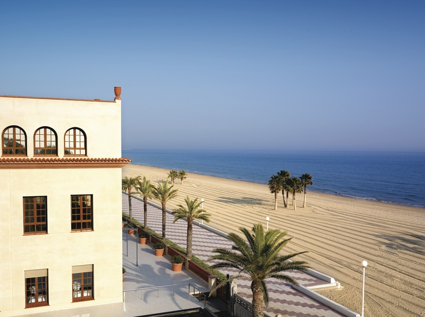 Platja de Le Méridien Ra Beach Hotel   (Imatges cedides per Le Méridien Ra Beach Hotel)