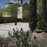 Església del monestir de Sant Benet de Bages. Món Sant Benet   (Imatges cedides per Món Sant Benet)
