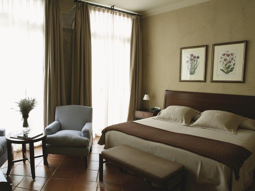 Habitació de l'hotel Bremon   (Imatge cedida per l'hotel Bremon)