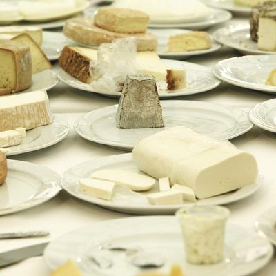 Pep Palau. Taula de formatges   (Imatge cedida per Pep Palau & Von Arend)