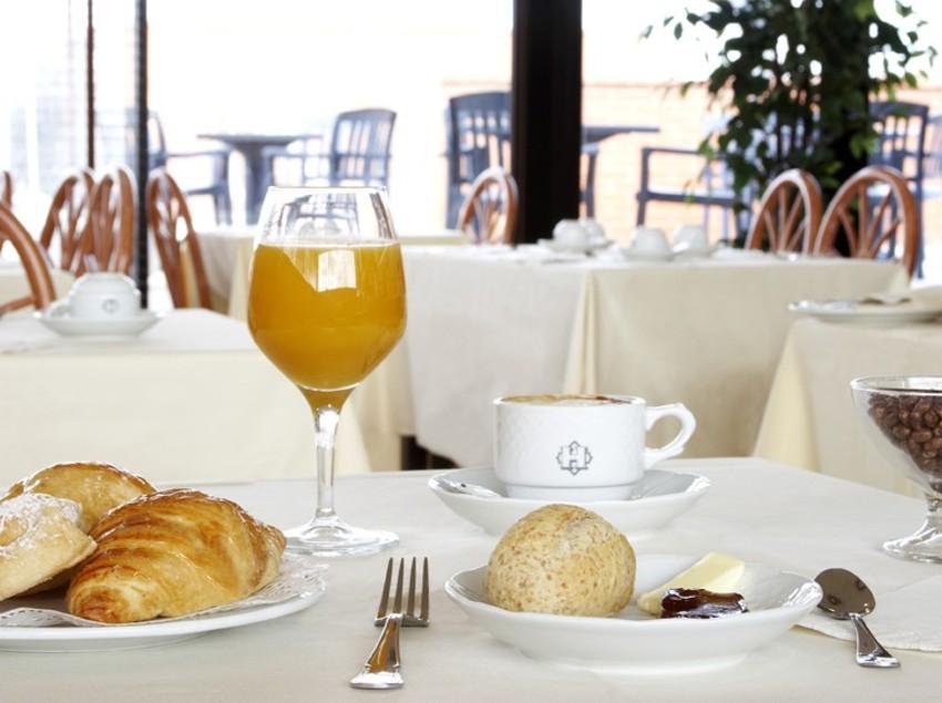 Restaurant de l'hotel Terrassa Park   (Imatge cedida per l'hotel Terrassa Park)