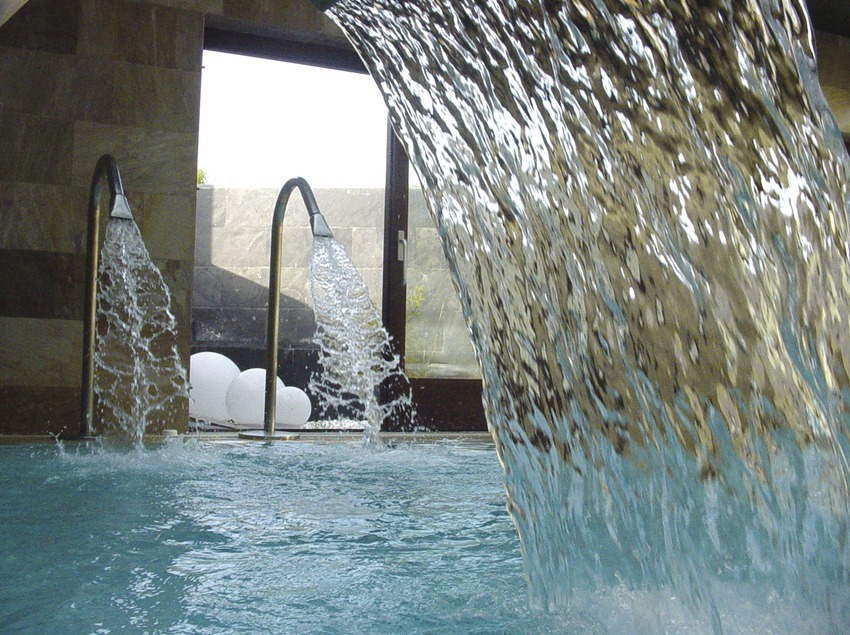Spa de l'hotel Mas Passamaner   (Imatge cedida per l'hotel Mas Passamaner)