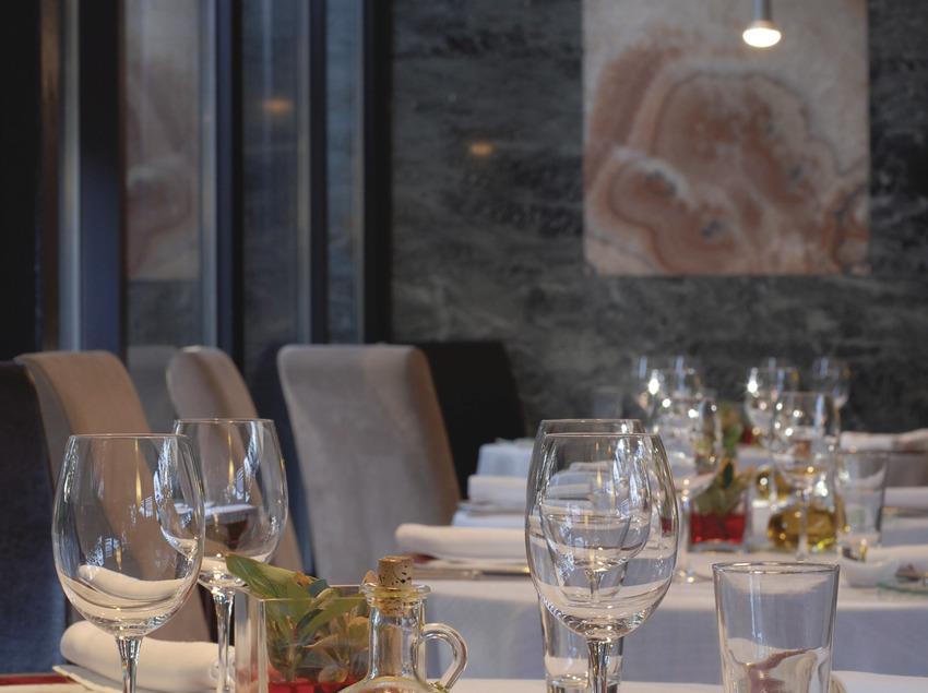 Restaurant de l'hotel Mas Passamaner   (Imatge cedida per l'hotel Mas Passamaner)