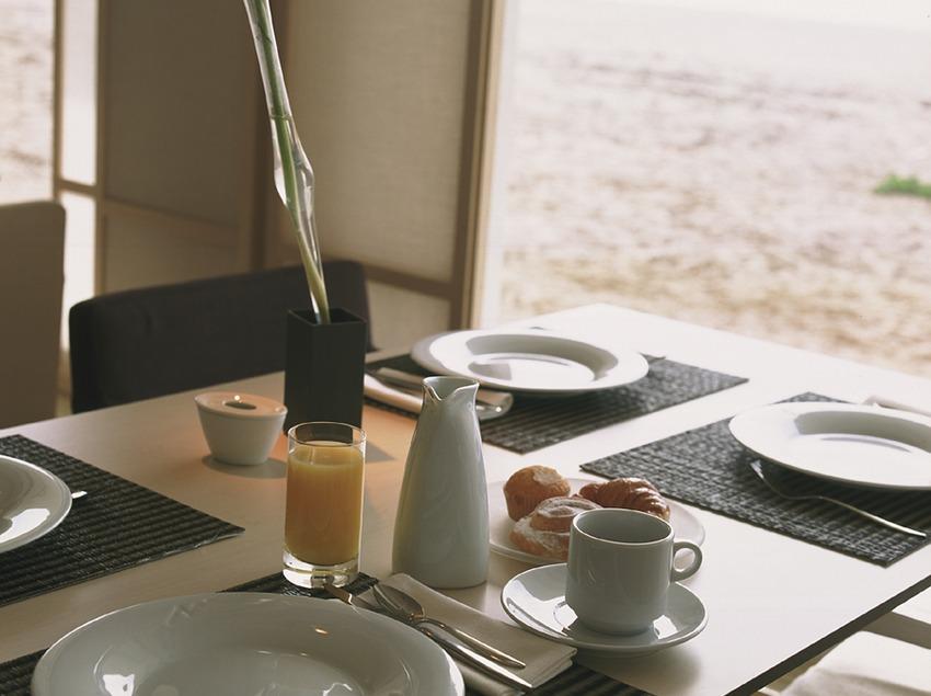Mesa del restaurante Dom.   (Imatge cedida pel Restaurant Dom)