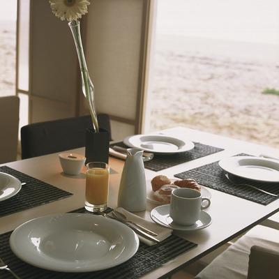 Taula del restaurant Dom.   (Imatge cedida pel Restaurant Dom)