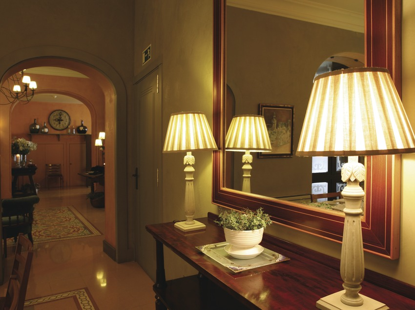 Espai de l'hotel Bremon   (Imatge cedida per l'hotel Bremon)